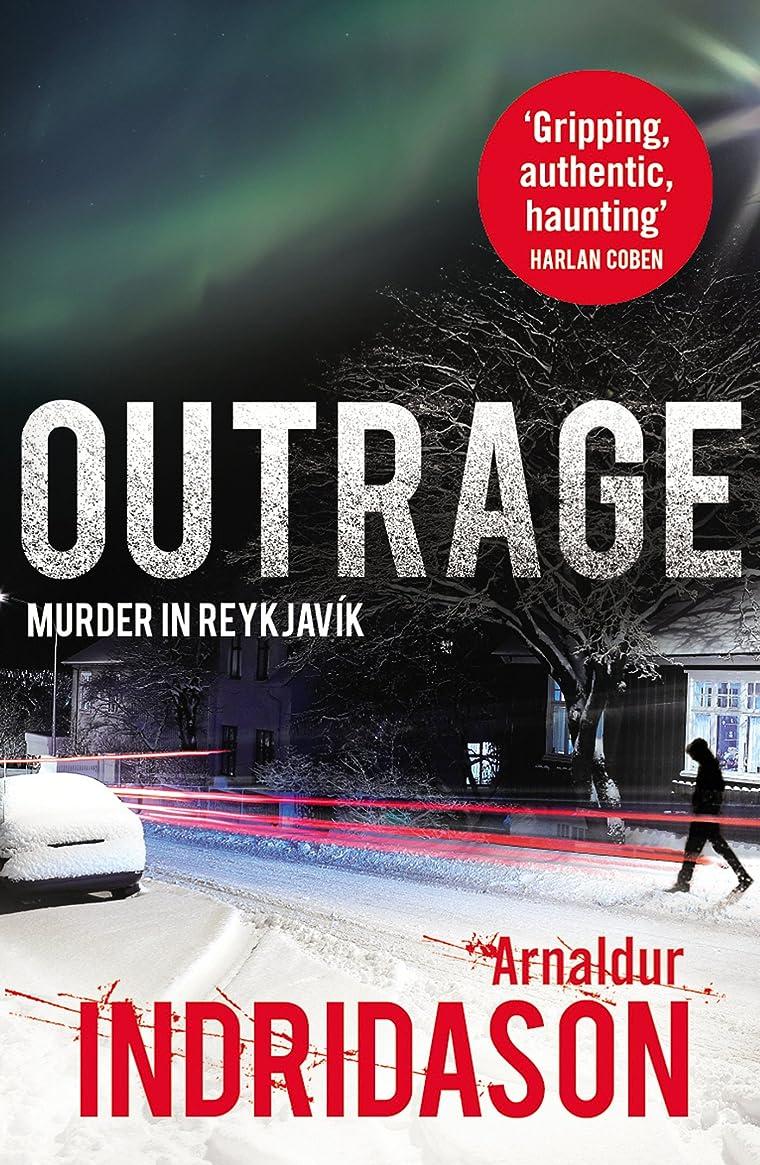 薄い毎週複雑なOutrage (Reykjavik Murder Mysteries Book 7) (English Edition)