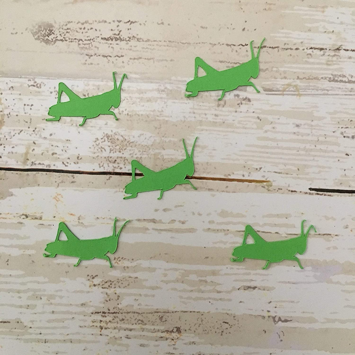 Grasshopper Confetti Bug Decorations Insect New Shipping Free Shipping Party S Theme Mail order cheap