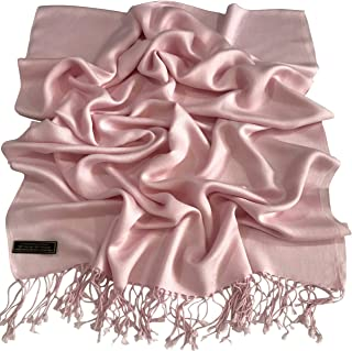 Solid Color Design Nepalese Tassels Shawl Seconds Scarf Wrap Stole Throw Pashmina NEW