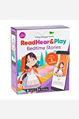 Read Hear & Play: Bedtime Stories (6 Book Set & Downloadable Apps!) Hardcover