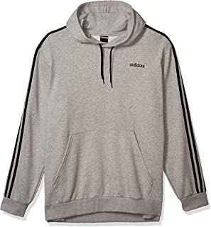 adidas Men's Essential 3-Stripes French Terry Pullover Sweater