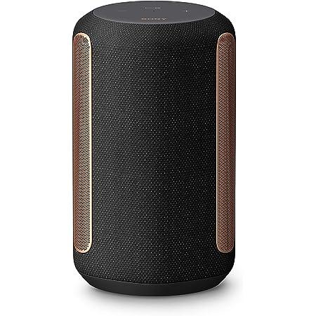 Sony SRS-RA3000 360 Reality Audio Wi-Fi / Bluetooth Wireless Speaker, Works with Alexa and Google Assistant, Black
