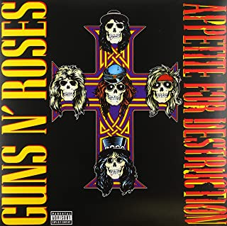 Best guns n roses first album appetite for destruction Reviews