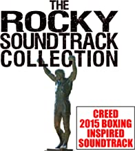 The Rocky Soundtrack Collection: Creed 2015 Boxing Inspired Soundtrack