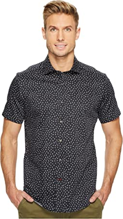Robert Graham - Modern Americana Miki Short Sleeve Woven Shirt