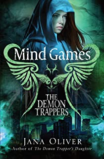 Mind Games (Demon Trappers Book 5)