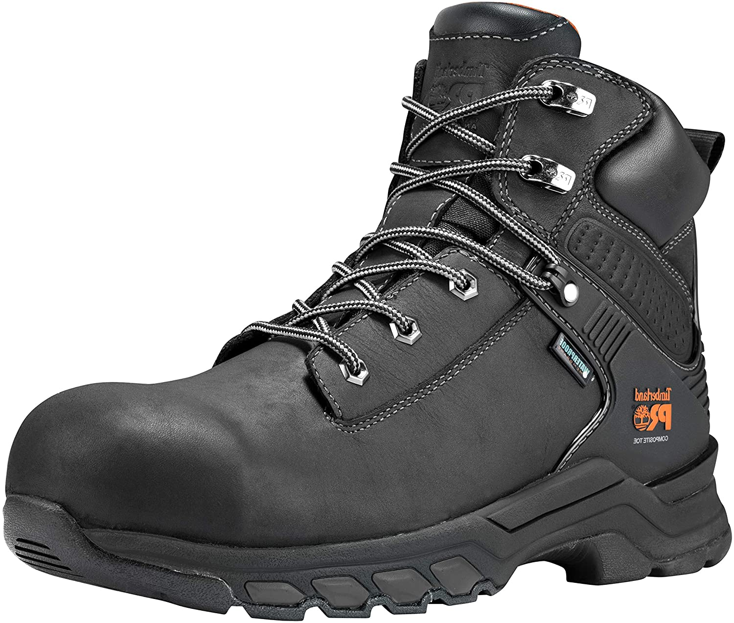Timberland PRO Men's Hypercharge Today's only 6 Inch Toe Composite Financial sales sale Wat Safety