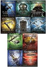 John Flanagan Rangers Apprentice Series Collection 10 Books Set (Book 1-10)