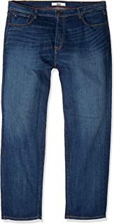 Tommy Hilfiger Men's THD Relaxed Fit Jeans