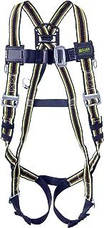 Blue 2X-Large//3X-Large Miller Titan by Honeywell ACA-TB-D2//3XLBL AirCore Full Body Harness