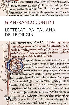Letteratura italiana delle origini (Saggi)