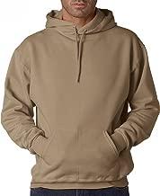 Jerzees 8 oz. NuBlend 50/50 Pullover Hood, Khaki - Medium