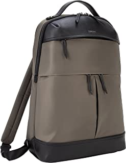 Targus Newport fit 15-Inch Laptop Backpack, Olive (TSB94502GL)