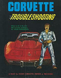 corvette troubleshooting