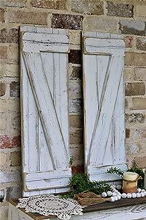 Best interior farmhouse shutters Reviews