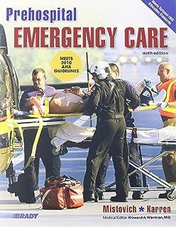 Prehospital Emergency Care & Workbook & Access Code to Basic Test Prep Pkg