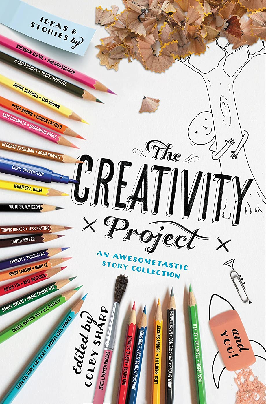 代数的小川多様なThe Creativity Project: An Awesometastic Story Collection (English Edition)