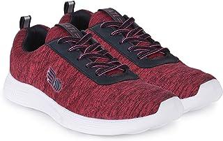 Action Shoes Women's Blue Running Shoes  - 5 UK (37EU) (ATL-09-FUSCHIA-NAVY)