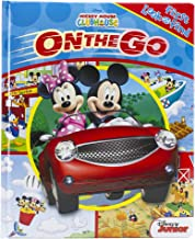 Disney Mickey Mouse Clubhouse - On the Go - My First Look and Find Activity Book - PI Kids (First Look and Find: Mickey Mouse Clubhouse)