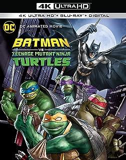 Batman vs. Teenage Mutant Ninja Turtles (4K Ultra HD + Blu-ray + Digital)