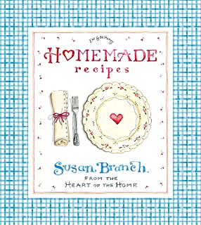 Deluxe Recipe Binder - Homemade Recipes: From the Heart of the Home (Susan Branch)