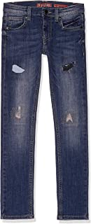Guess Boys Skinny Denim Jeans - Blue