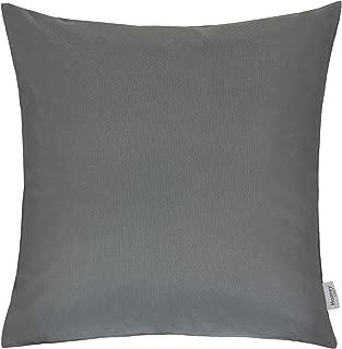 outdoor pillow gray