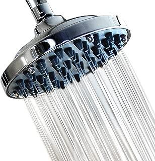 "6"" Fixed Shower head -High Pressure Showerhead Chrome – Powerful Shower Spray.."