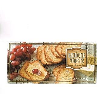 Trader Joe's Brioche Toasts (4 Pack)