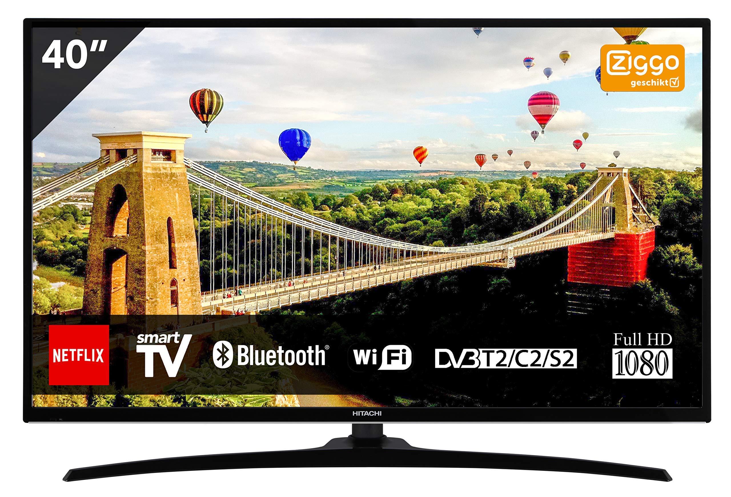 HITACHI 40HE4000 - Televisión LED FHD (40