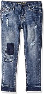 VIGOSS Girls' Fashion Jeans