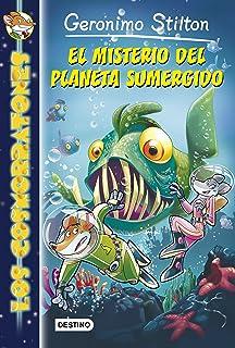 Geronimo Stilton El misterio del planeta sumergido/ The Underwater Planet (Geronimo Stilton (Spanish))