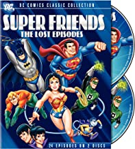 Super Friends: The Lost Episodes (DVD)