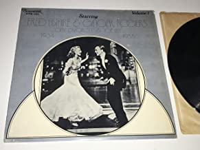 Starring Fred Astaire & Ginger Rogers 1934-35 Vol 1 Gay Divorcee & Top Hat