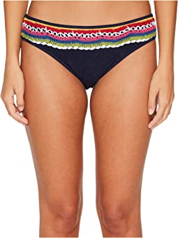 Nanette Lepore - Peace & Love Charmer Bikini Bottom