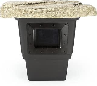 Aquascape Signature Series Pond Skimmer Filter, 400, Black | 43021