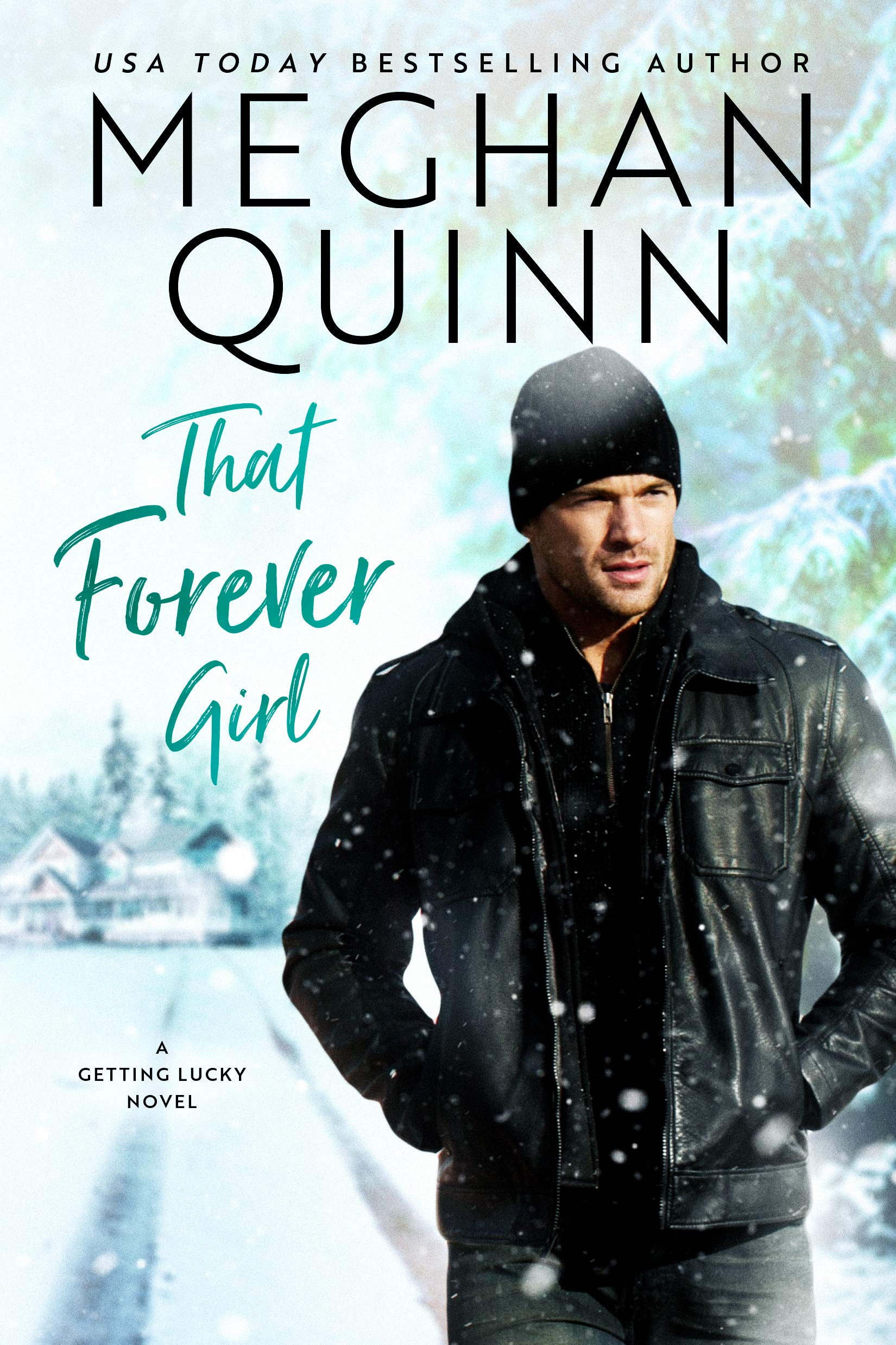 That Forever Girl (Getting Lucky Book 2)