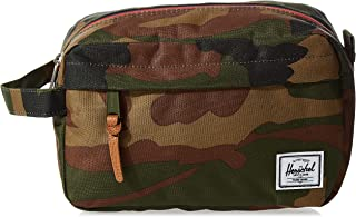 Herschel Supply Co. Chapter Travel Kit, Woodland Camo/Multi Zip