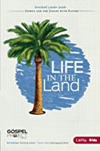 The Gospel Project For Kids Life In The Land (Joshua, and the Judges With Easter) - Preschool Leader Guide - Topical Study