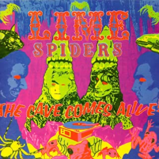 Best lime spiders the cave comes alive Reviews