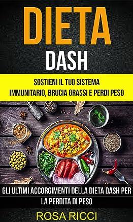 Dieta Dash: Sostieni il Tuo Sistema Immunitario, Brucia Grassi e Perdi Peso (Gli ultimi accorgimenti della Dieta Dash per la perdita di peso)