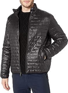 Tommy Hilfiger Men's Sweaterweight Ultra Loft Hooded Packable Puffer Jacket