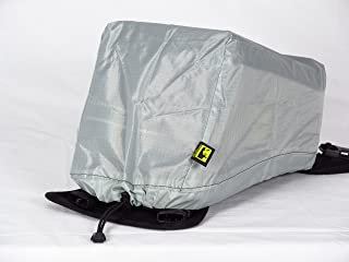 Wolfman LuggageM956 - Rain Cover-Blackhawk Tank Bag
