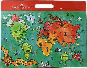 Faber-Castell My World of Art Portfolio - 8 Expandable Folder Pockets for Children's Artwork