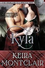 Kyla (The Highland Clan Book 9) Kindle Edition