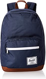 Herschel Unisex-Adult Pop Quiz Backpack, Navy Synthetic - 10011