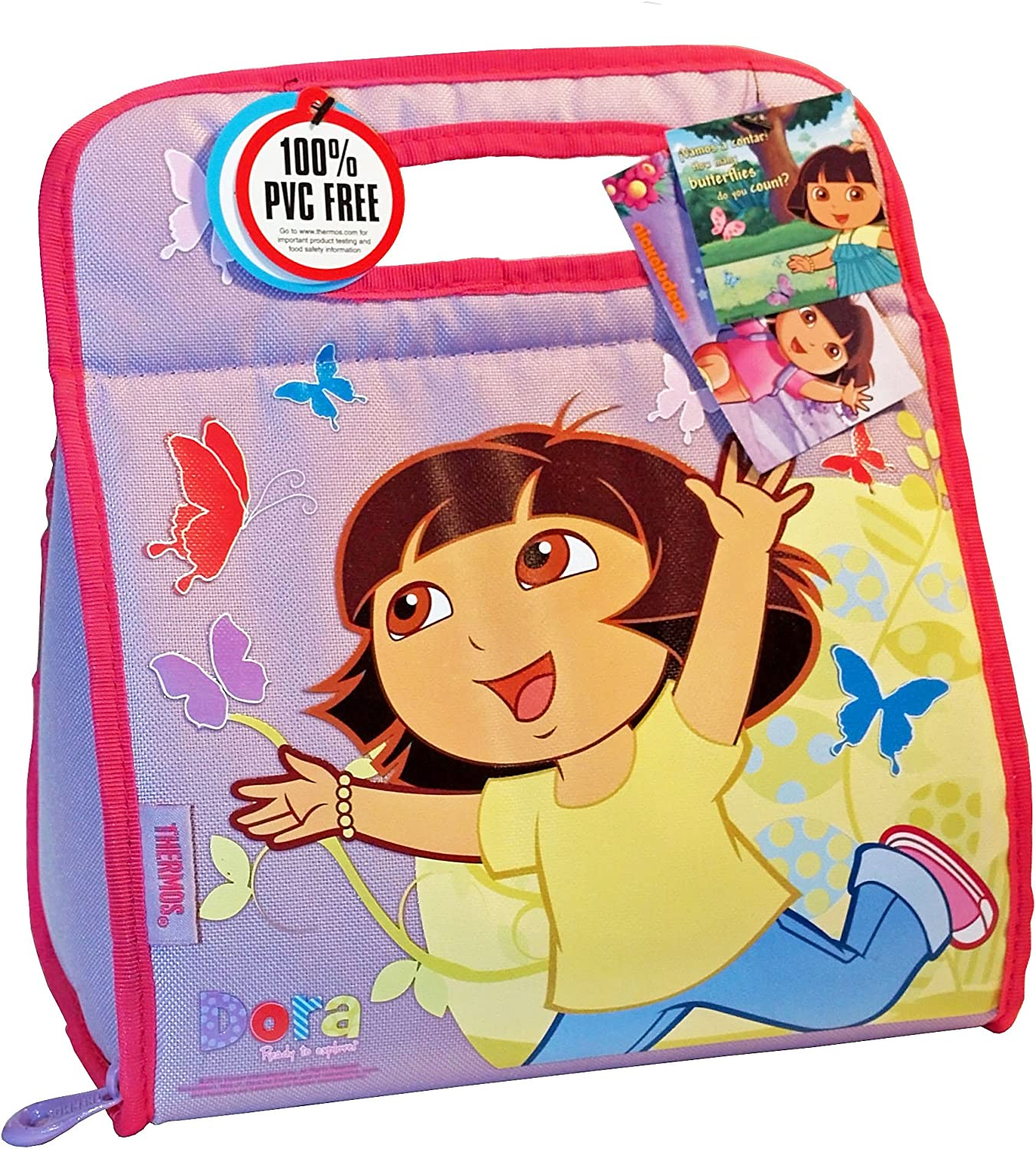 Dora the Explorer Weiche Isolierte Lunch Box Lunchbox Sack SAK