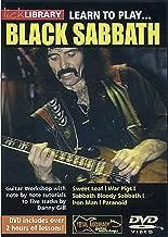 Learn To Play Black Sabbath