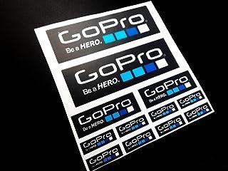 Pegatinas GO Pro Bike Moto Coche ECO23 Stickers AUFKLEBER VINILOS ADESIVI Decals