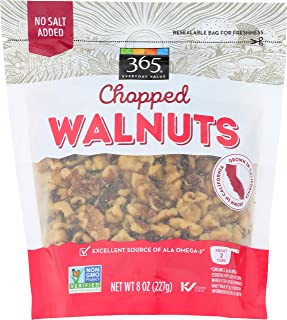 365 Everyday Value, Walnuts, Chopped, 8 oz